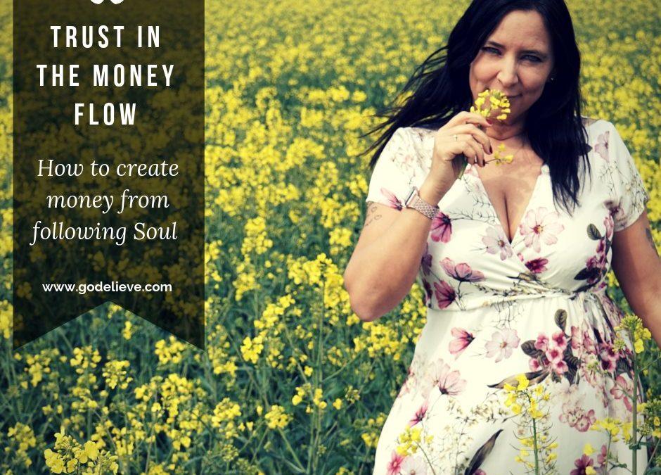 Trust in the money flow