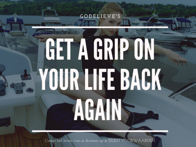 Get a Grip on Your Life Back Again course image
