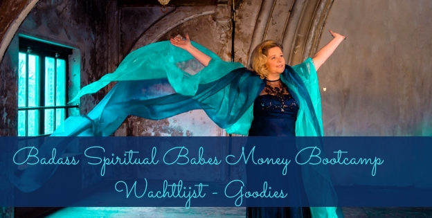 Badass Spiritual Babes Money BOOTCAMP - Wachtlijst - Goodies course image