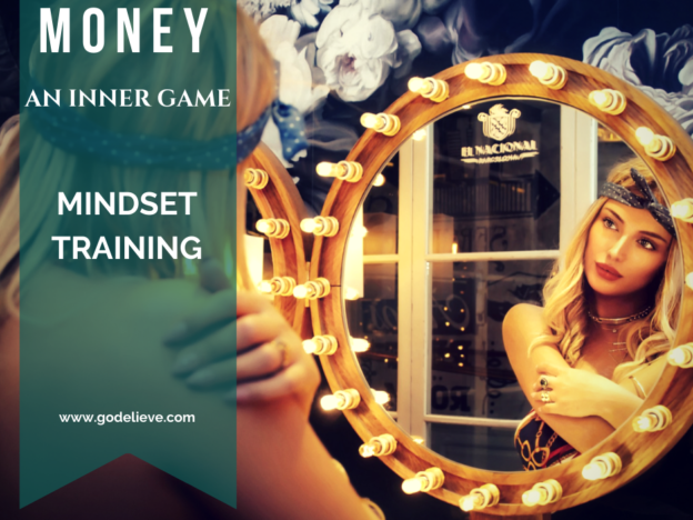 Money is an inner game - Mindset Training - april 2020 course image