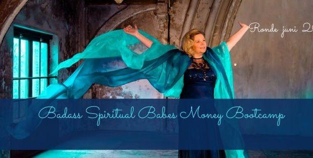 Badass Spiritual Babes Money Bootcamp - ronde juni 2020 course image