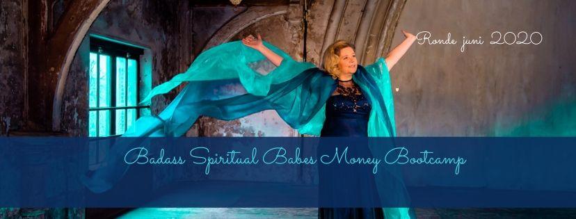 Badass Spiritual Babes Money Bootcamp – ronde juni 2020