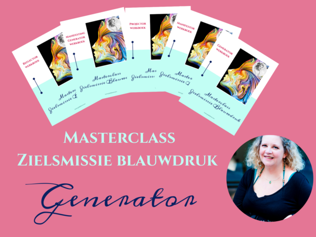 Masterclass Zielsmissie Blauwdruk - GENERATOR course image