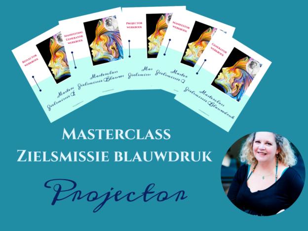 Masterclass Zielsmissie Blauwdruk - PROJECTOR course image