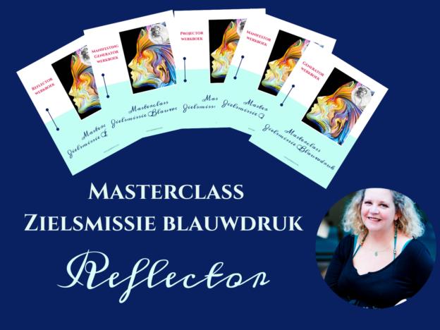 Masterclass Zielsmissie Blauwdruk - REFLECTOR course image