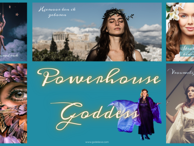Powerhouse Soul Goddess - voorjaar 2021 course image